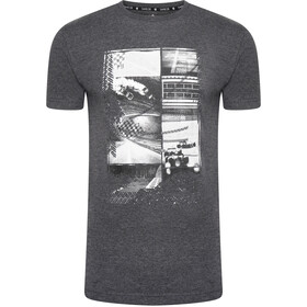 Dare 2b Devout II T-Shirt Heren, charcoal grey marl